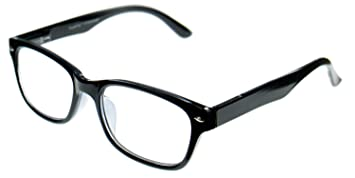 1eaf895484d Image Unavailable. Image not available for. Color  Aloha Eyewear Tek Spex  8005 Unisex Progressive No-Line Bifocal Reader Glasses ...