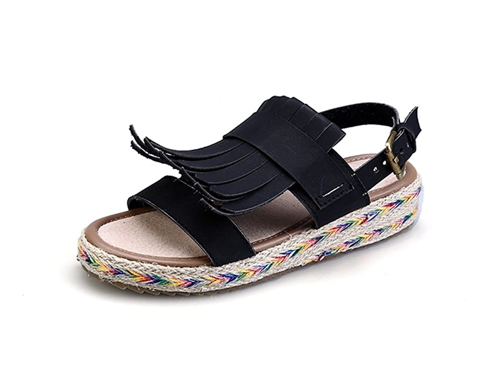 Smart.A Ladys Spring Sunmmer Must-Haves Casual Breathable Platform Sandals