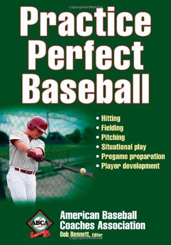 Practice Perfect Baseball by Human Kinetics