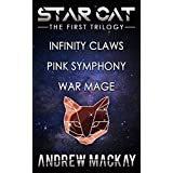 Star Cat: The First Trilogy (Infinity Claws, Pink Symphony, War Mage)