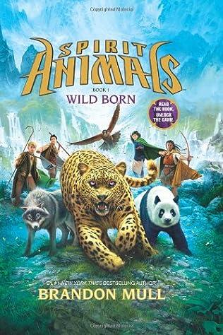 book cover of Wild Born
