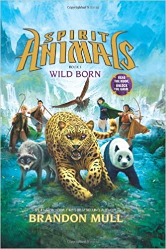 Image result for images of Spirit Animals series by Scholastic Books