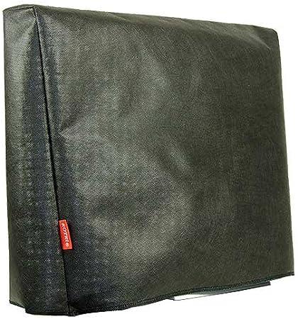 schwarz ROTRi/® ma/ßgenaue Staubschutzh/ülle f/ür Monitor Eizo EV2455 FlexScan