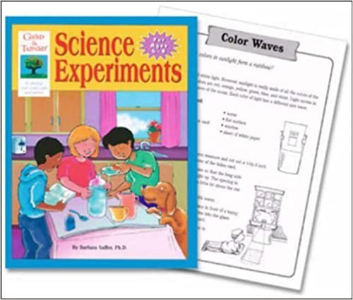 Book Science Experiments (Gifted & Talented) by Barbara Saffer (1999-06-03)