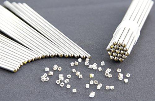 5 pcs REFILL FOR DIAMOND ENGRAVING SCRIBER. Elite - diamond weight 0.05 carat ()