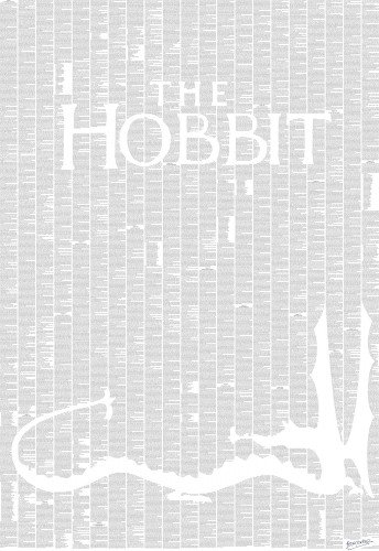 The Hobbit- Full Text Poster – Spineless Classics – LOTR