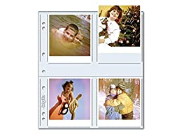 Print File 448P 4x4.5 Print Preservers (100 Pack)