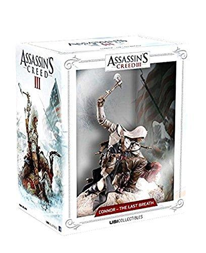 Assassin/'s Creed 3 Figure Connor The Last Breath Statue Ubi soft Statue Assassin