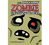 zombie defense pack - BrickArms Series 2018 Zombie Defense Pack