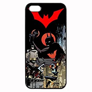 The Dark Knight Rises Comic Photo Hard Case , iPhone 5 5S Case , Fashion Image Case Diy, Personalized Custom Durable Case For iPhone 5 & iPhone 5S