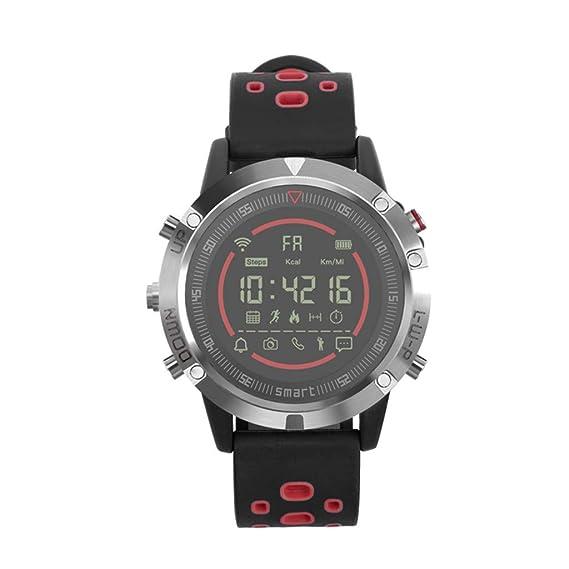 CAOQAO Reloj Inteligente Hombre Smartwatches Fashion IT152 Ritmo ...