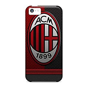PC cell For Ipod Touch 5 Phone Case Cover carrying High Grade Cases Excellent Fitted For Ipod Touch 5 Phone Case Cover - ac milan Kimberly Kurzendoerfer