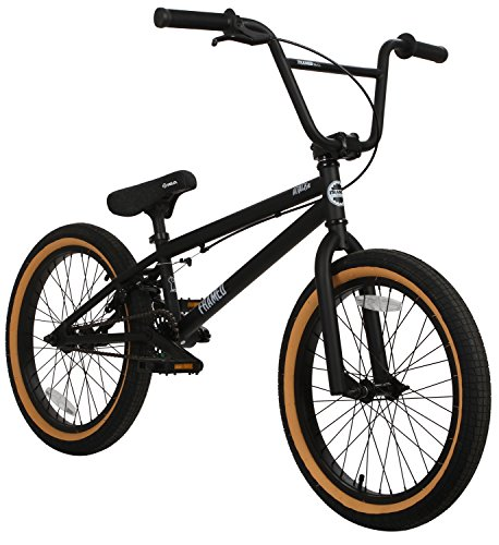 Best Prices! Framed Attack Pro BMX Bike Black/Black Sz 20in
