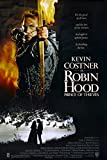 ROBIN HOOD PRINCE OF THIEVES MOVIE POSTER 1 Sided ORIGINAL 27x40 KEVIN COSTNER