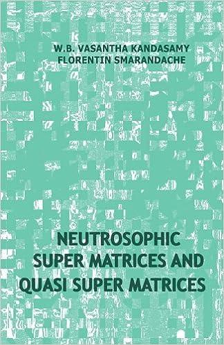 Neutrosophic Super Matrices and Quasi Super Matrices