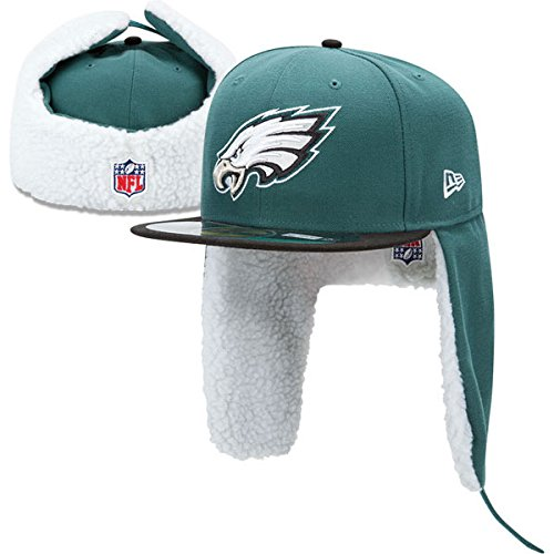 1e64b23edb4 Philadelphia Eagles Dog Ear Hat – Football Theme Hats