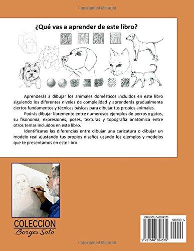 Aprende a Dibujar Perros y Gatos / Animales Domesticos (Coleccion Borges Soto) (Volume 13) (Spanish Edition): Roland Borges Soto: 9781546654575: Amazon.com: ...
