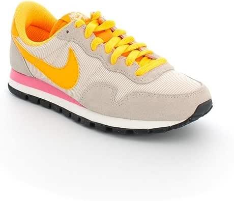 Zapatillas Nike Air Pegasus 83 Beige/Naranja: Amazon.es: Zapatos y ...