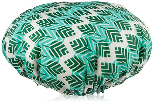 (EcoTools Cruelty Free and Eco Friendly Shower Cap and Storage Case, Made with Recycled and Sustainable)