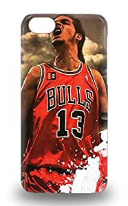 Iphone 5c Hard Case With Awesome Look NBA Chicago Bulls Joakim Noah #13