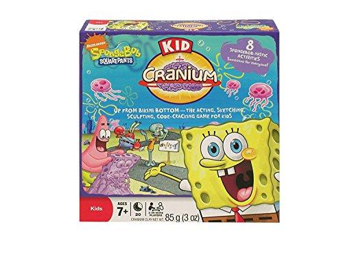 Nickelodeon Cranium Spongebob Squarepants (The Best Spongebob Games)
