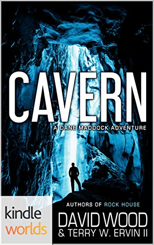 Dane Maddock: Cavern (Kindle Worlds Novella)