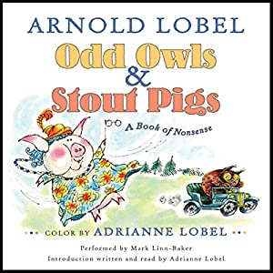 Odd Owls & Stout Pigs Audiobook