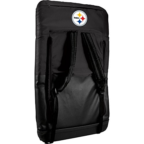 NFL Pittsburgh Steelers Portable Ventura Reclining Seat by Picnic Time