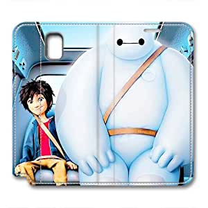 JHFHGVH Leather Case for Samsung galaxy Note 3, Baymax Ultimate Protection Leather Case for Samsung galaxy Note 3