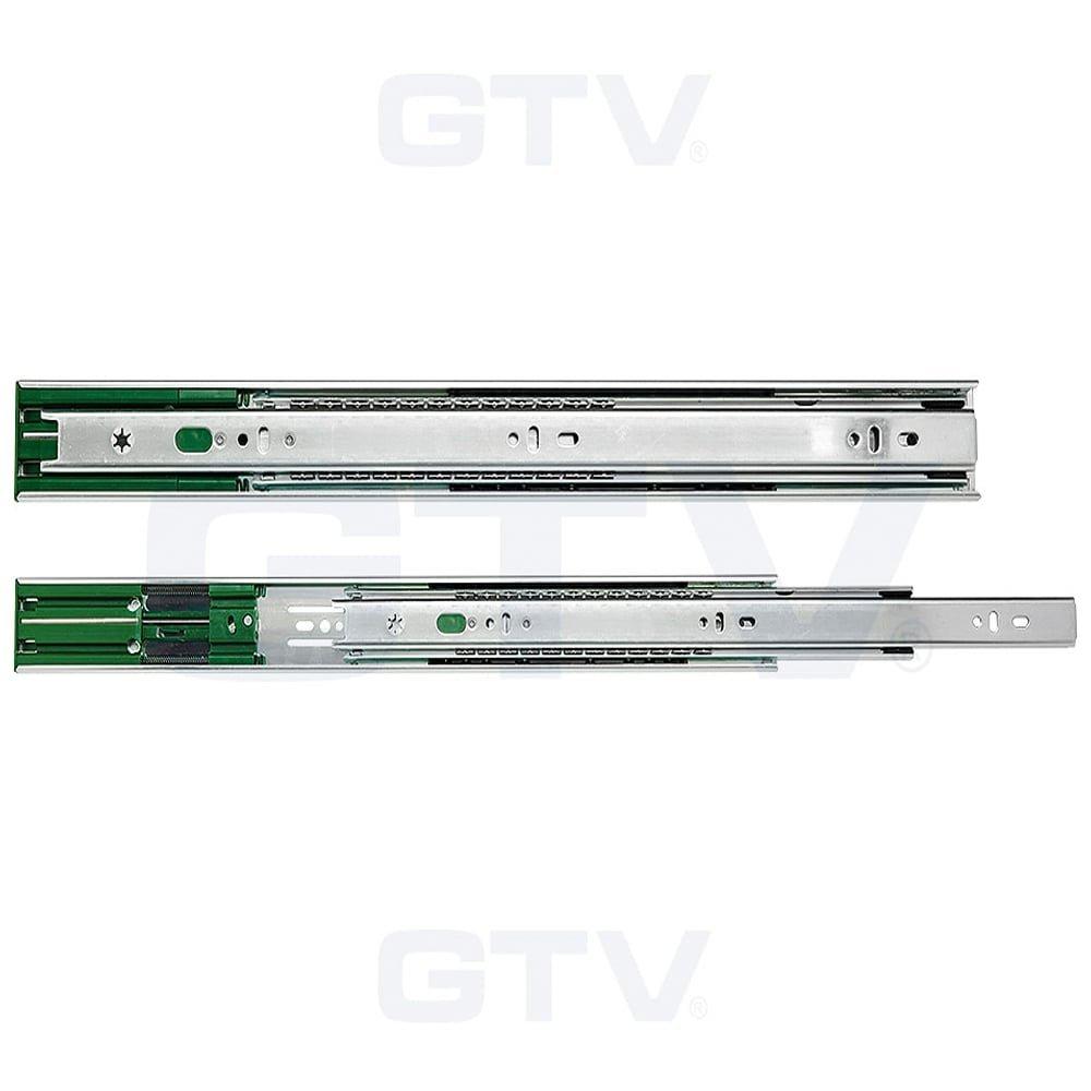 Soft Close Full Extension Drawer Slide Ball bearing Runner L-600mm Full Extension Versalite plus GTV