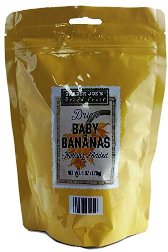 Trader Joes Dried Bananas Natural