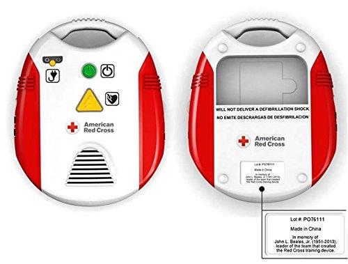 [해외]AED 트레이너와 메트로놈/AED Trainer with Metronome