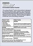 SinuAir Powdered Saline 30 Convenient Packets