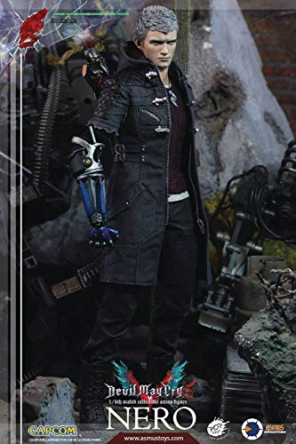 Asmus Toys Devil May Cry V: Nero 1: 6 Scale Action Figure