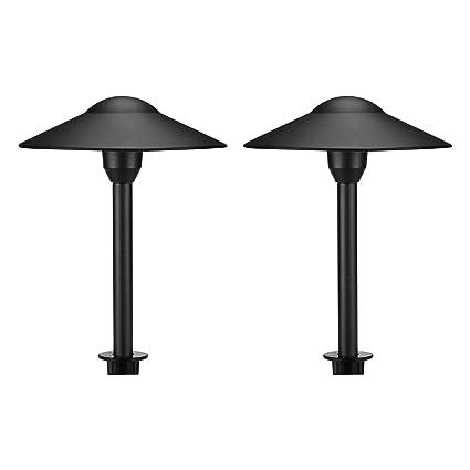 Amazon.com: Lumina Iluminación de paisaje de bajo voltaje de ...
