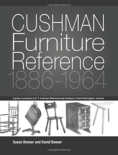 Cushman Furniture Reference 1886-1964: Furniture by the H. T. Cushman Manufacturing Company of North Bennington, Vermont