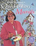 Donna Dewberry's Quick and Easy Murals, Donna S. Dewberry, 1581803001
