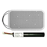 Battery for B&O BeoPlay, Kratax Replacment Battery Li-ion 7.2 V 3000mAh Fits B&O BeoPlay A2, BeoLit 15, 17 Portable Bluetooth Speaker