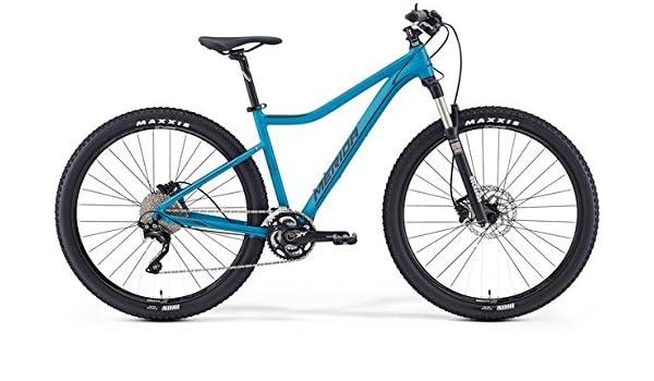 Merida Juliet 7 XT Edition 27, 5 pulgadas Mountain Bike Mujer Azul ...