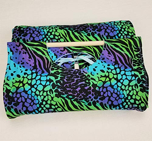 Bold Animal Print 9x13 Casserole Carrier, Made in USA
