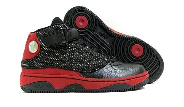 hot sale online faa0a a6952 Amazon.com   Jordan Nike Air AJF 13 375453-061-18   Fashion Sneakers