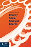 Handbook for County Social Services Boards