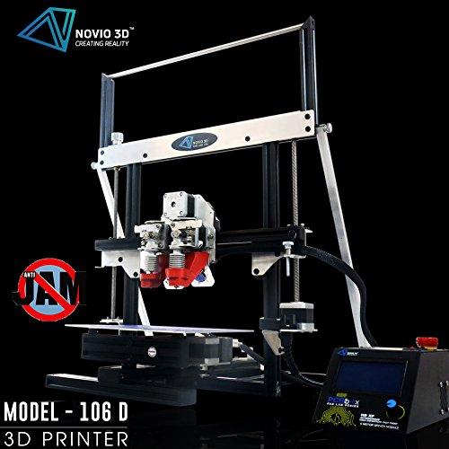 NOVIO 3D 106 Dual Nozzle Foldable - 215 x 215 x 200 mm