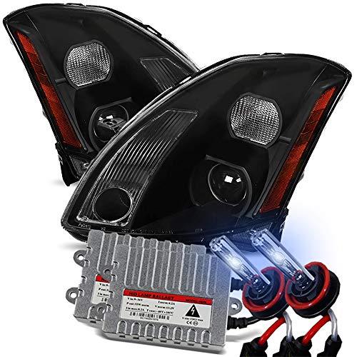 04 maxima headlight assembly - 8