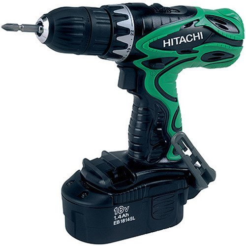 Why Choose Hitachi DS18DVF3M 18V Cordless NiCd Post Style Driver Drill