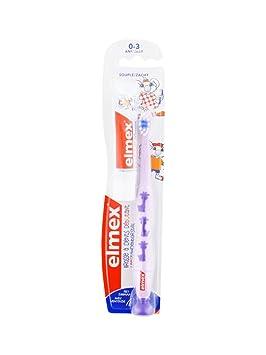 Elmex - Cepillo de dientes para principiantes (0-3 años ...