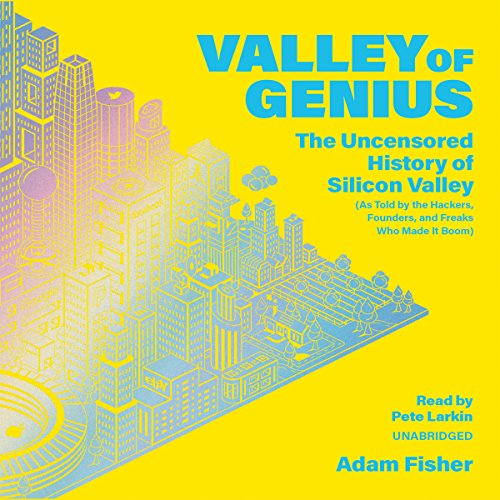 Valley of Genius cover