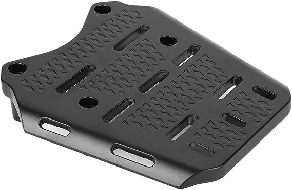 Gepäckträger Samfox Motorrad Gepäckträgerhalter Regal Kompatibel Mit Pc X 125 150 2014 2019 Auto