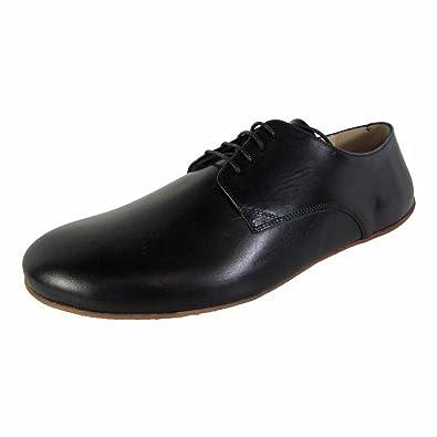 Vivobarefoot Men's Lisbon Walking Shoe, Black, ...