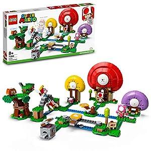 LEGO Super Mario La Caccia al Tesoro di Toad - Pack di Espansione, Giocattolo, Set di Costruzioni, 71368  LEGO